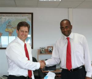 Thủ tướng Dominica Roosevelt Skerrit