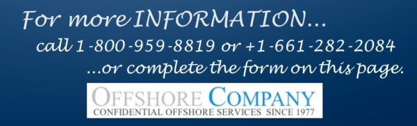 Offshore Banking and Company Formation, Trusts, Asset Protection Plans