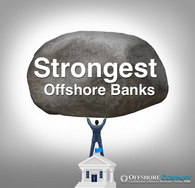 strongest offshore banks