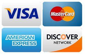 Visa MasterCard American Express Dekouvri