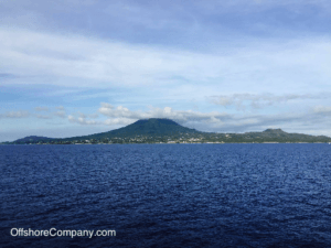 Island of Nevis