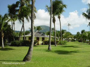 Nevis Hotel Grounds