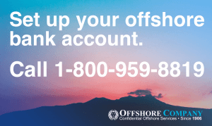 offshore account