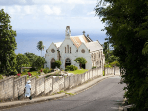 Church in Barbados