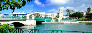 Bridge in Barbados