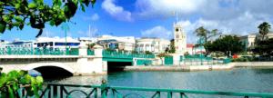 Bridge in Barbados