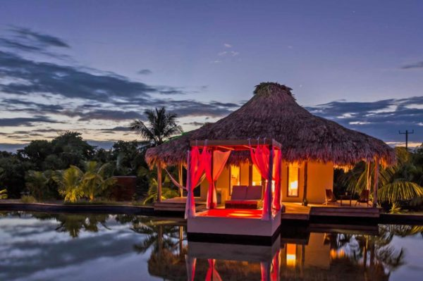 Resort en Belice