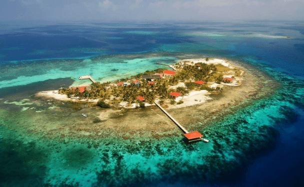 Illa en Belice