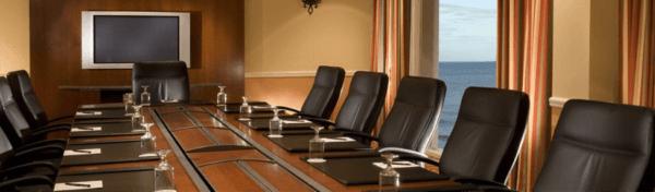 Bermuda company boardroom