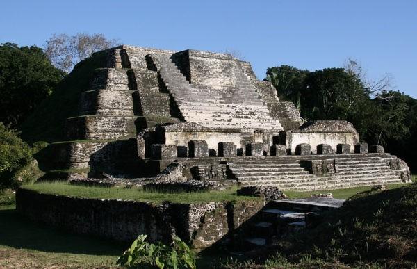 Mayan Pyramid