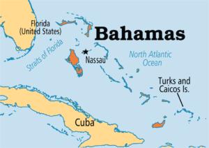Bahamian Map