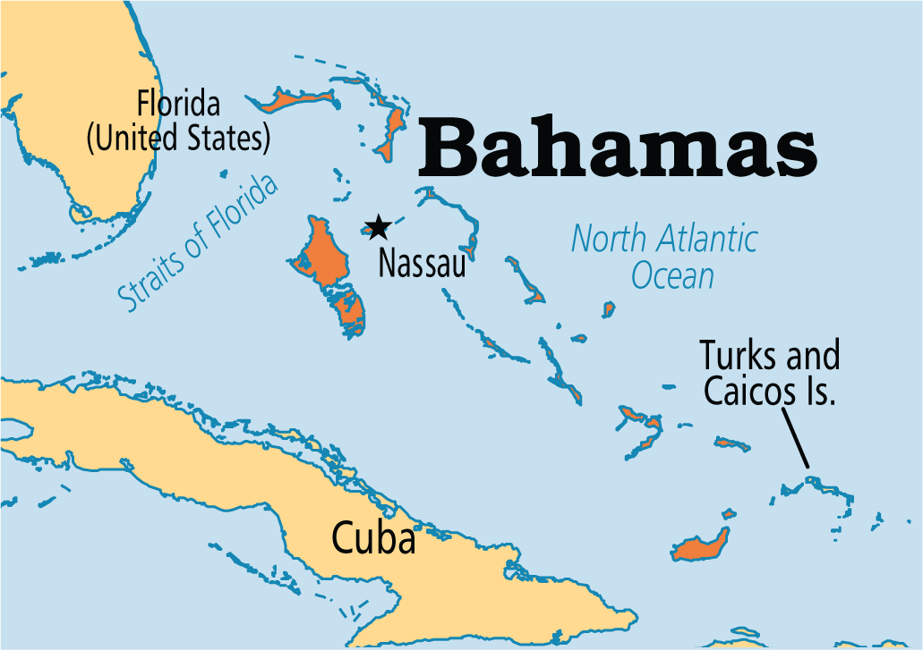 bahamas Bahamas ba a as (bə-hä′məz) also ba a a islands (-mə) an island country in the atlantic ocean east of florida and cuba comprising some 700 islands and islets and numerous cays the country gained its independence from great britain in 1973 nassau, on new providence island, is the capital and the largest city ba a′mi n (-hā′mē.