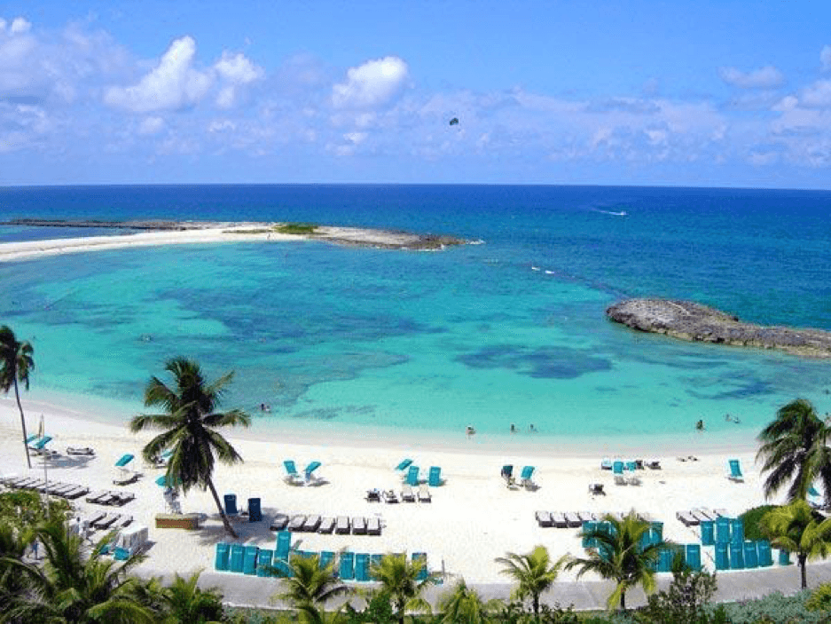 Bahamas Corporation Beach