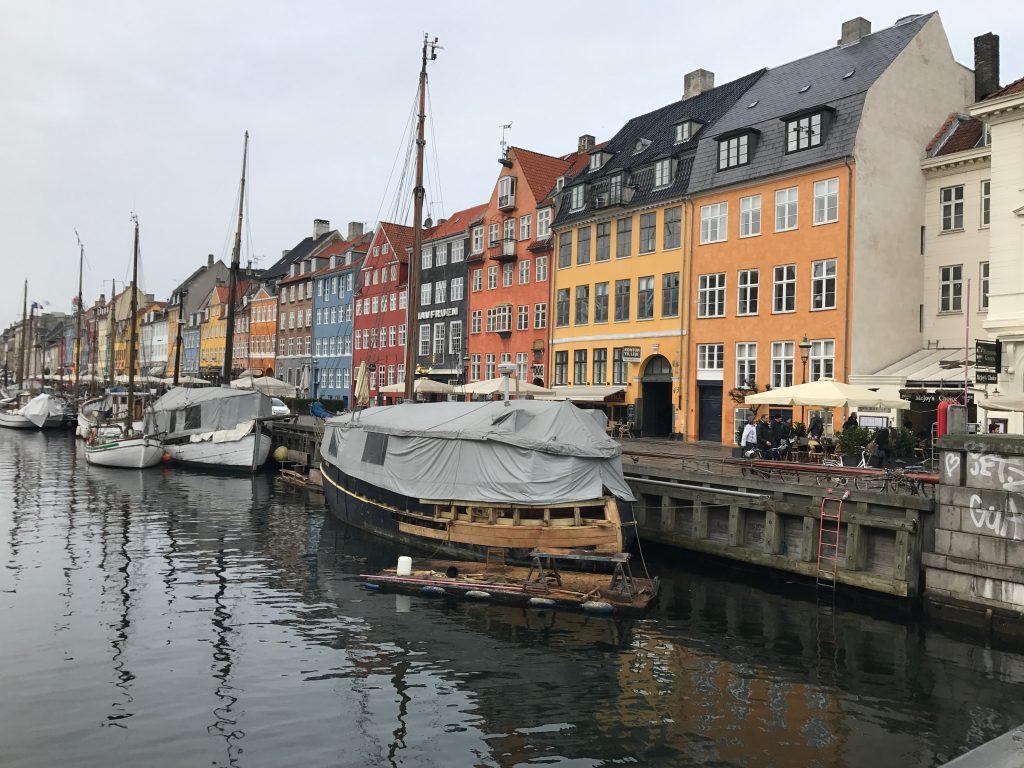 Denmark Corporation Formation