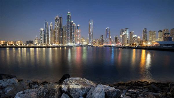 Zona lliure dels Emirats Àrabs Units