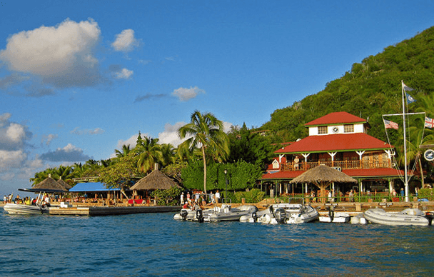 US Virgin Islands Restaurant