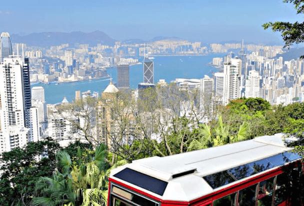 Hong Kong şəhəri
