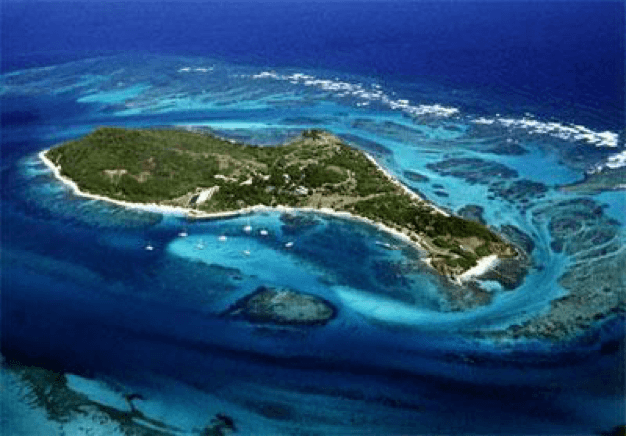 St. Vincent and The Grenadines IBC Island