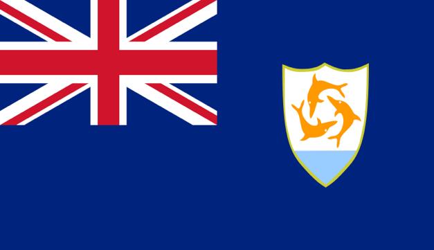 ანგილია დროშა