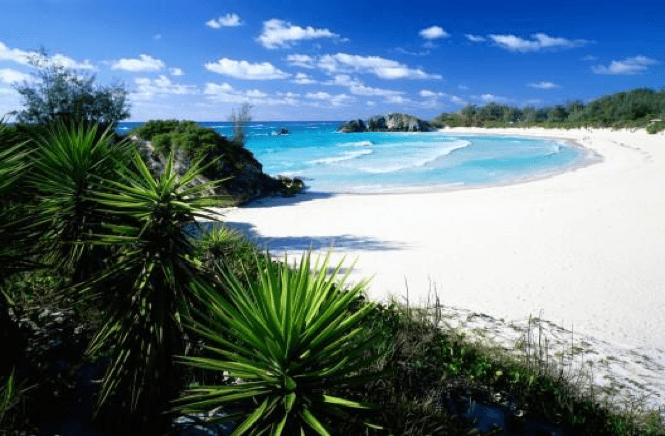Bermudan Beach