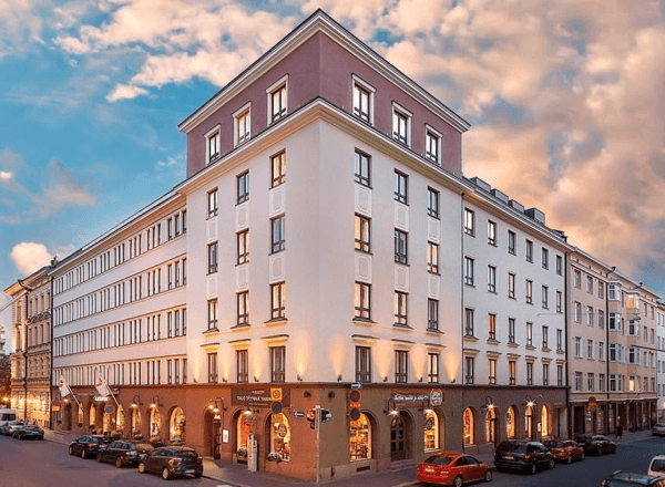 Finland Company Building