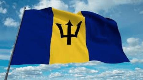 巴巴多斯國旗