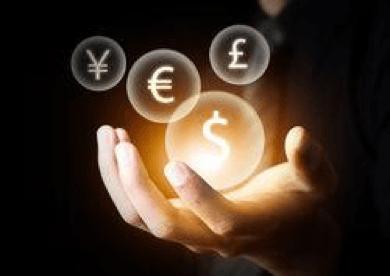 أنواع العملات