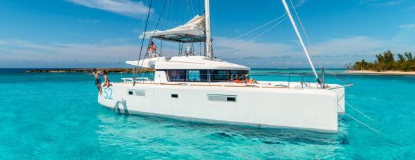 BVI Company Yacht