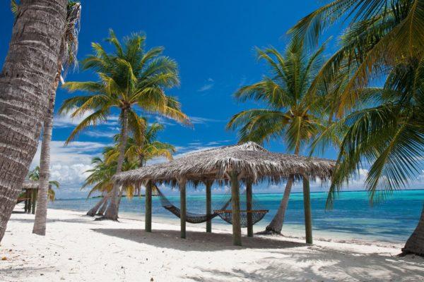 Cayman Banking Cabana