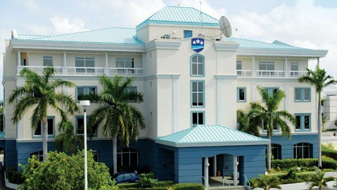 Cayman Islands Bank Building