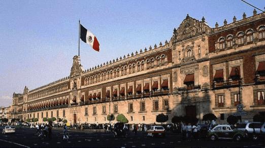 Mexican Capitol