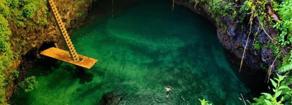forat de natació