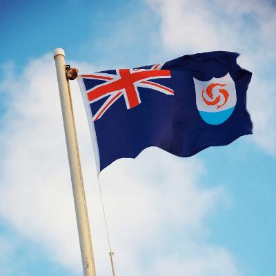 Anguilla bayrağı