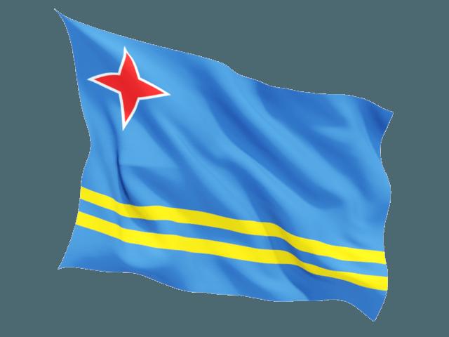 Aruba bandera