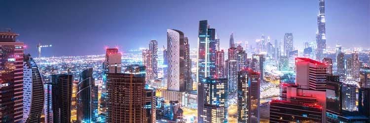 မြို့ skyline