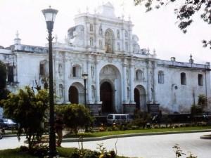 Capitol Building Antigua