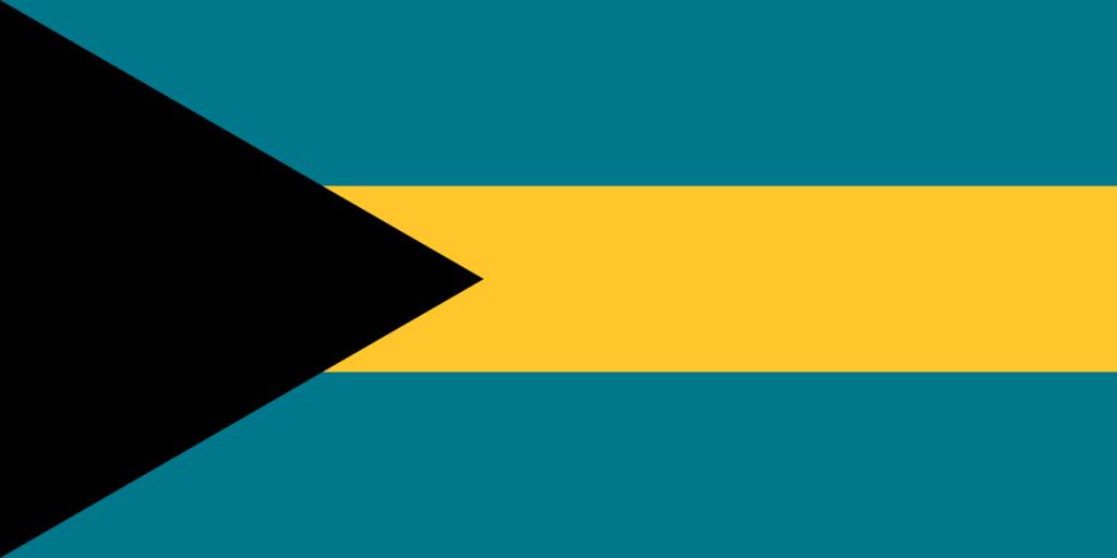 Bahamako bandera