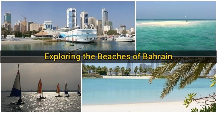 Beach in Bahrain