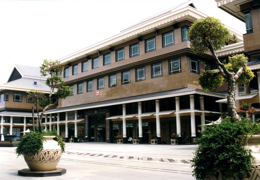 Brunei capitol building