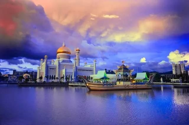 Brunei Skyline