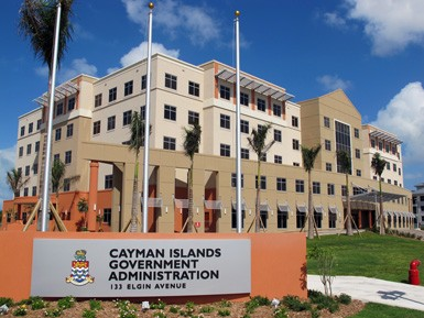Cayman Islands Nonresident Company