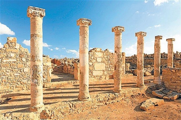 Cyprus Ancient Ruins