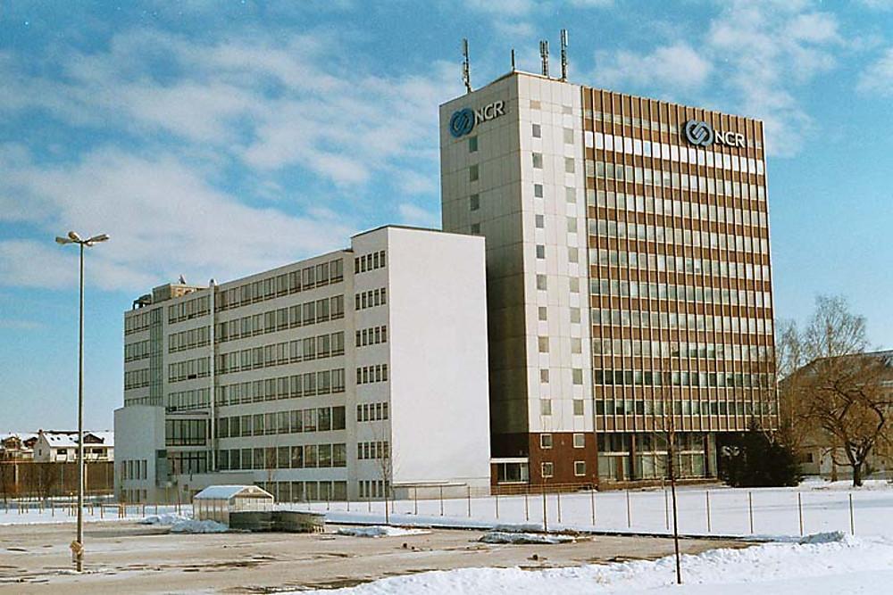 German corporation buildings