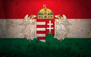 Crest of Hungarian Church