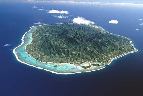 Cook Islands Trust Aerial View