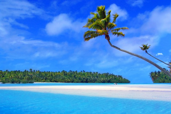 Cook Islands Beach