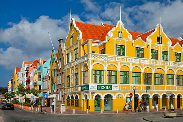 Downtown in Curacao Trust