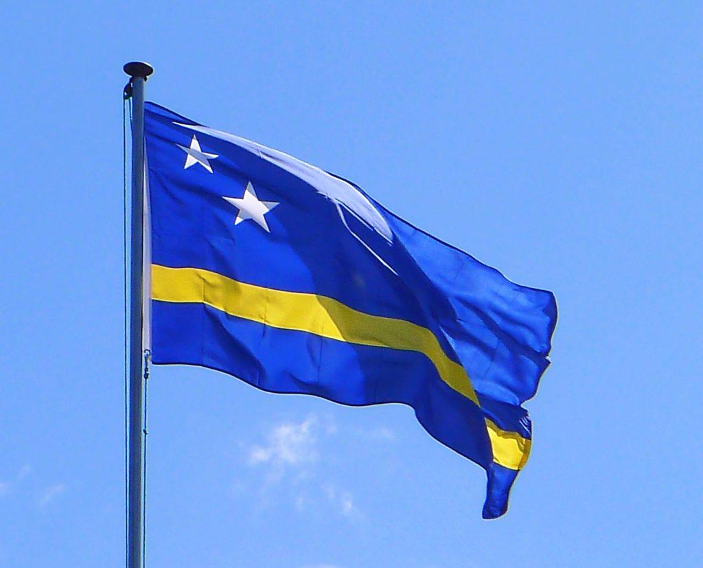 Curacao Trust Flag