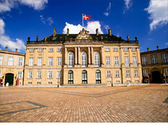 Denmark PLC Building