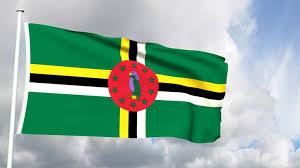 Dominica IBC flag